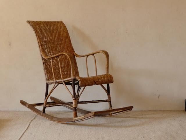 Gertrude Stein Rocking chair