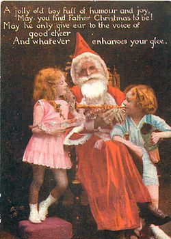 Father_Christmas,_Tuck_Photo_Oilette_postcard_1919,_front